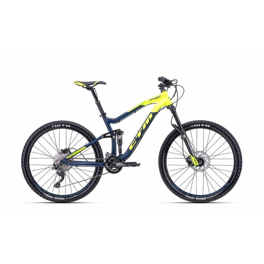 """CTM Rawer Xpert 2018 27,5"""" Összteleszkópos MTB Kerékpár"""