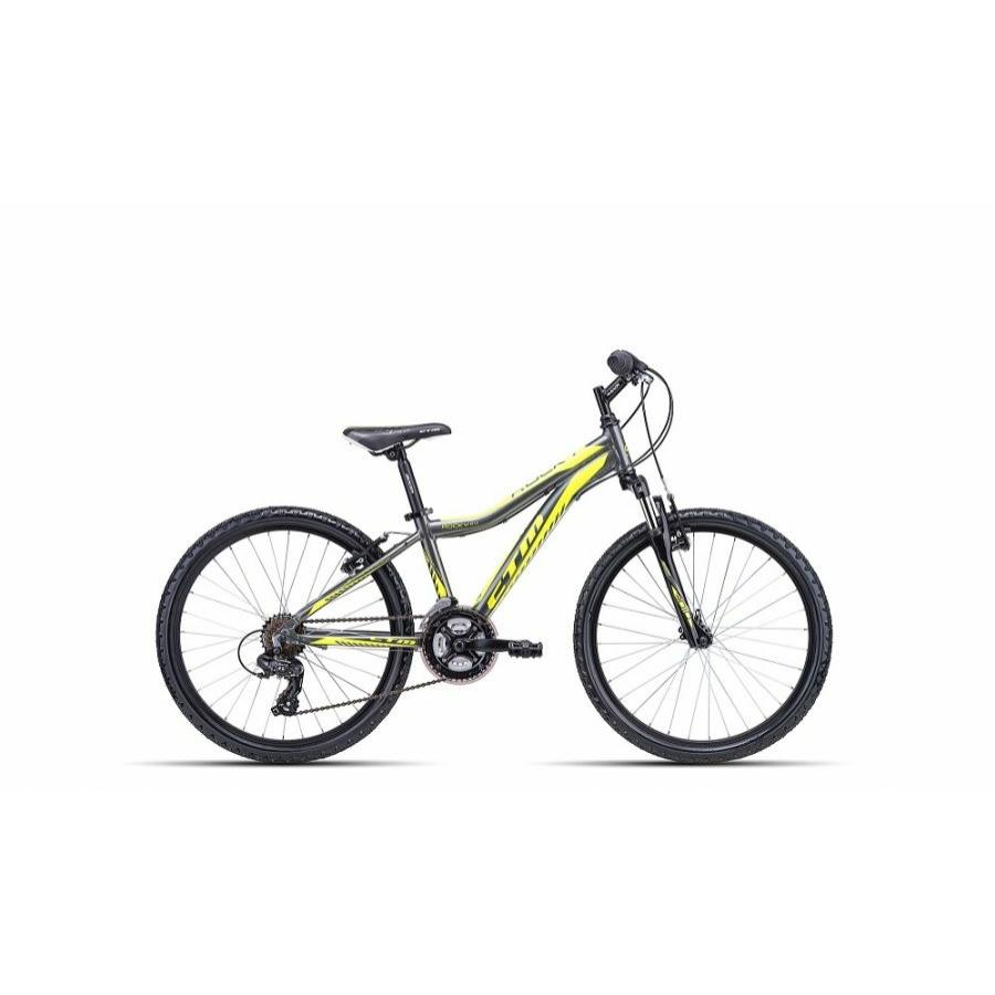 """CTM ROCKY 2.0 2018 24"""" Gyermek Kerékpár"""
