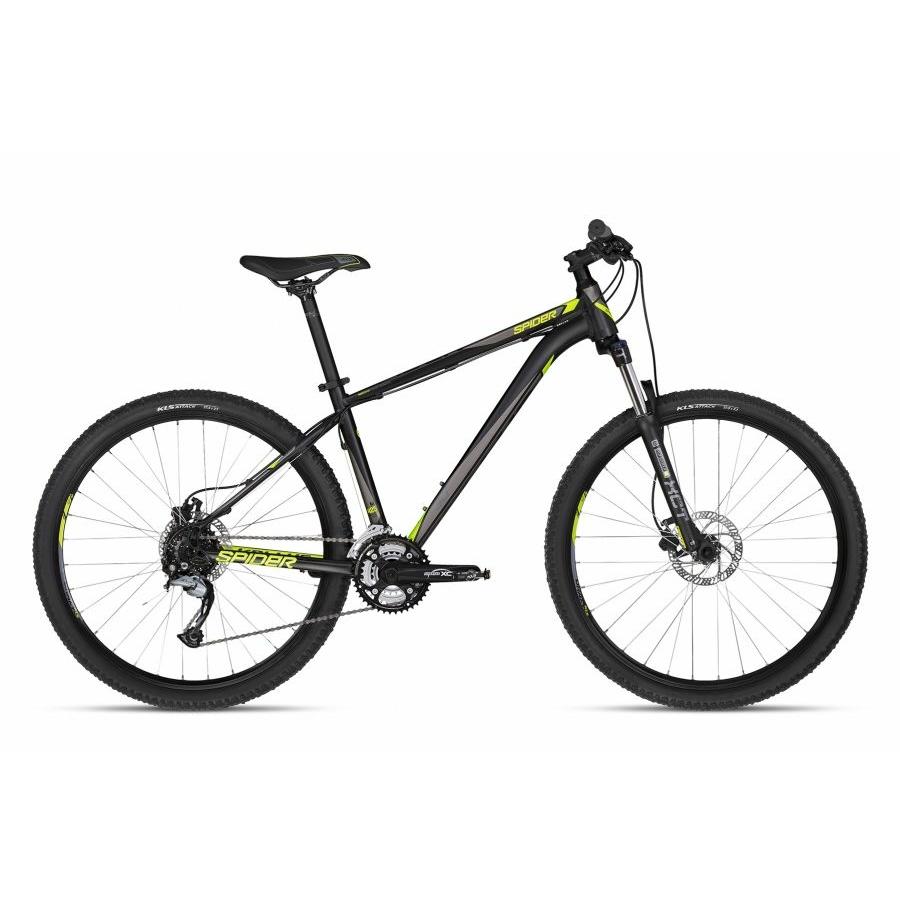 """Kellys Spider 30 2018 27,5"""" MTB Kerékpár"""