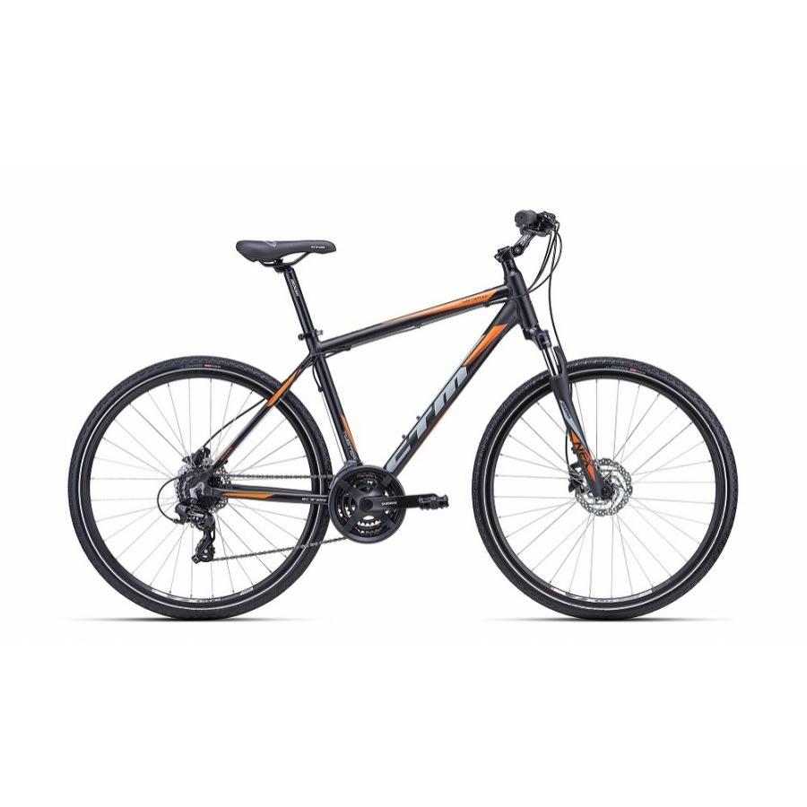 CTM TWISTER 3.0 2018 Cross Trekking Kerékpár