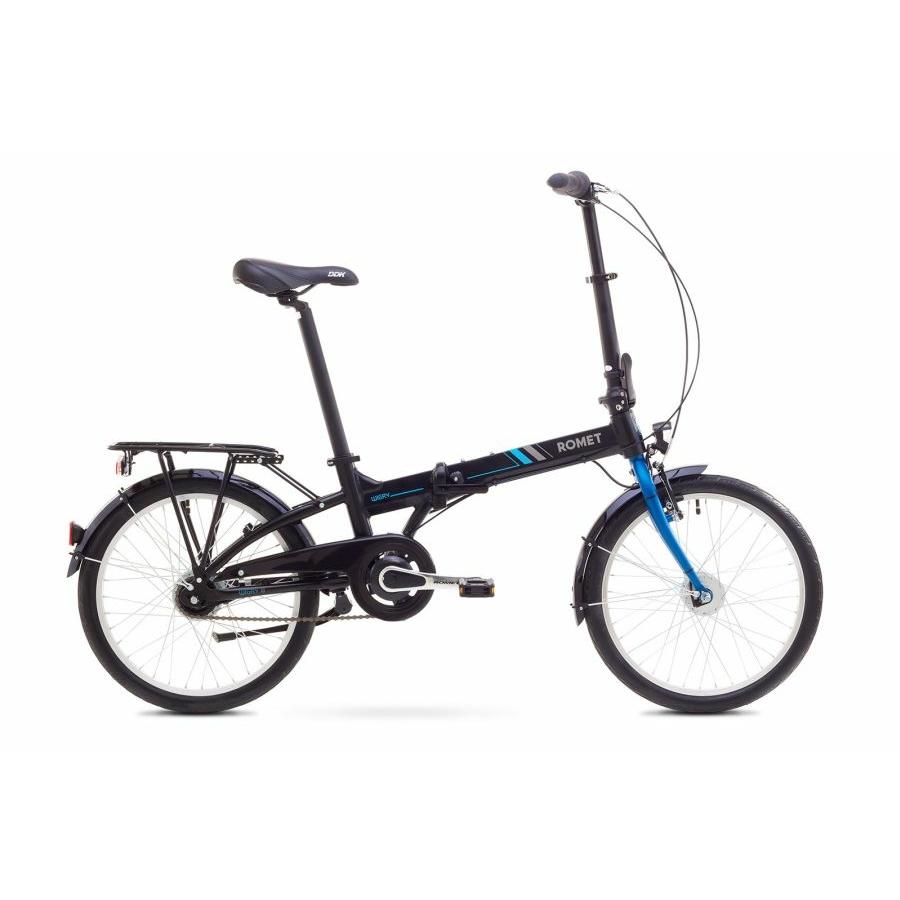 Romet Wigry 8 2017 Összecsukható kerékpár
