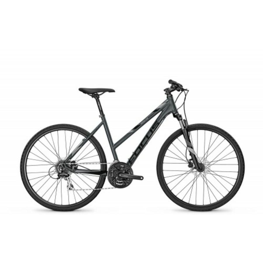 Focus Crater Lake Elite Lady 2016 Cross Trekking Kerékpár