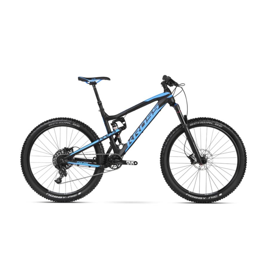 """Kross Soil 2.0 2018 27,5"""" Összteleszkópos MTB Kerékpár"""